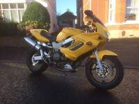 Honda VTR 1000 Firestorm 20000 miles V twin Yamaha Suzuki Kawasaki 1000cc 600cc 750cc Sports Bike