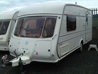 1997 vanmaster accolade 2 berth end changing room with awning