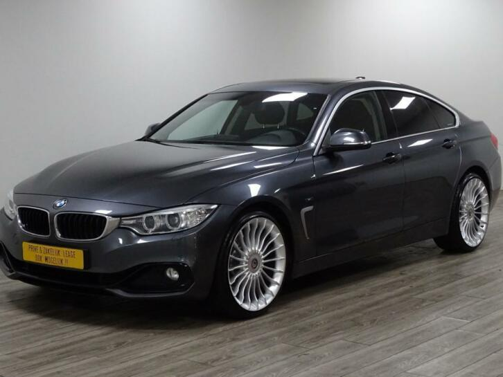 BMW 4-Serie 420i Gran Coupe Executive Sport