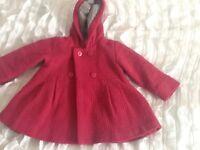 Vertbaudet Coat for girl 3years