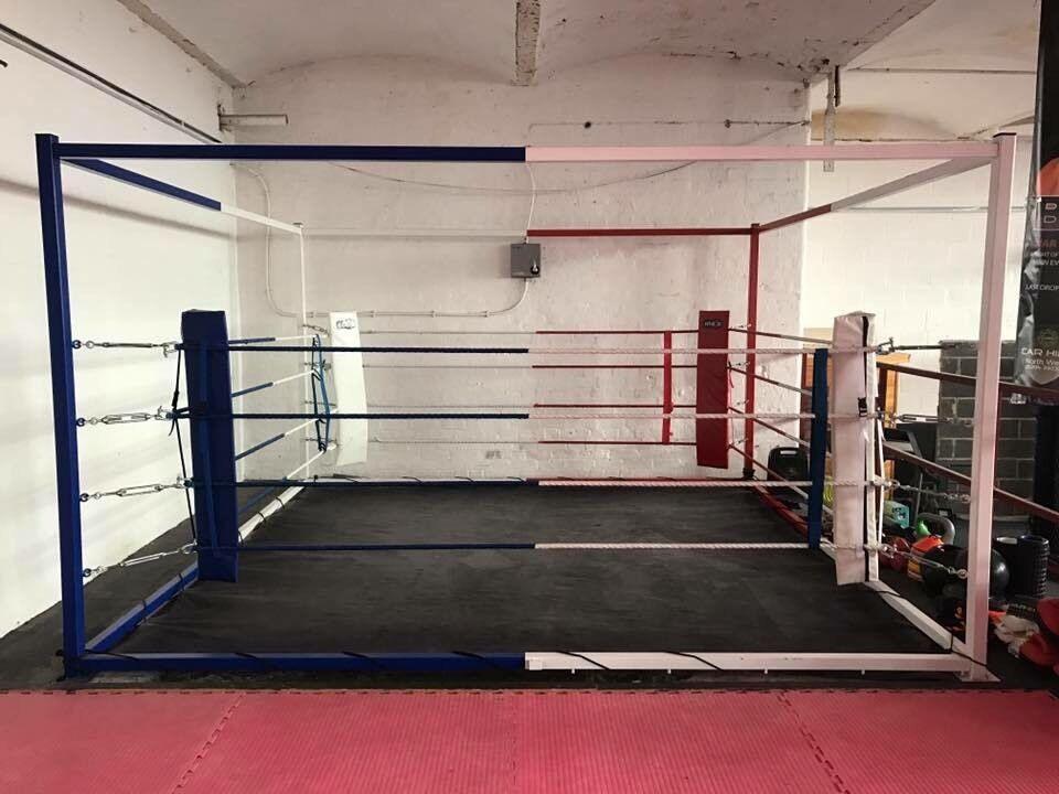 Boxing floor ring | in Farnworth, Manchester | Gumtree