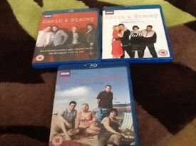 Blu Ray Gavin and Stacey complete
