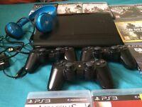 PS3 super slimline 500gb