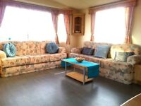 2 BEDROOM STATIC CARAVAN FOR SALE IN THE NORTH EAST , NEWCASTLE , DURHAM , HARTLEPOOL , MIDDLEBROUGH