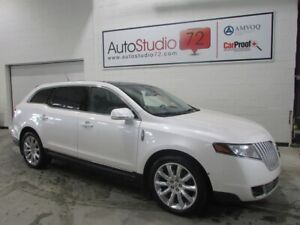 Lincoln MKT **4X4**7 PASSAGERS**NAVI**CUIR**TOIT PANO**