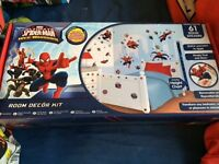 Spider-Man Room Decor Kit