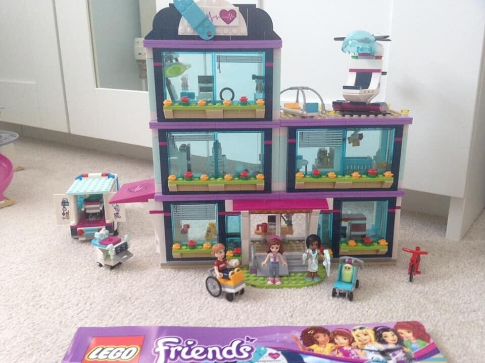 Lego Friends Hospital In Norwich Norfolk Gumtree