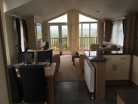 stunning lodge for sale 12 month park gisburn, lancashire/ yorkshire