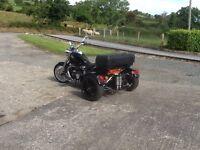 Triump Speedmaster 865 Trike