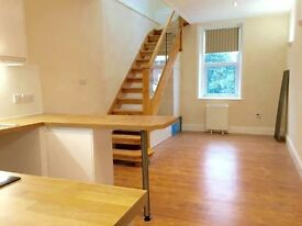 1-BEDROOM DUPLEX APARTMENT - COMPLETELY REFURBISHED FOR MODERN LIVING - LYTHAM ST ANNES