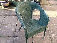Garden Cane Chair
