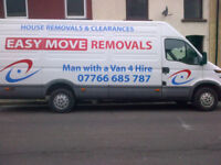 man and van , all areas , , 7 days a week , call for the best priced quote, all uk covered