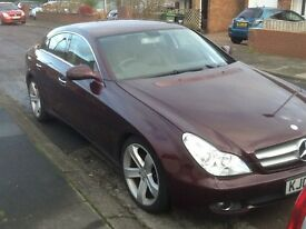 Mercedes CLS 320 CDI AUTO FULL HISTORY, JUST SERVICED