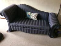 AS NEW CHAISE LOUNGE LARGE CAN DELIVER FREE