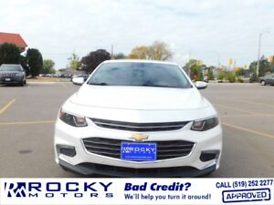 2016 Chevrolet Malibu - BAD CREDIT APPROVALS
