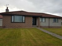 Furnished 3 Bedroom detached bungalow, stunning views, situated in a quiet residential area.