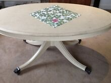 Antique Scottish coffee table South Yarra Stonnington Area Preview
