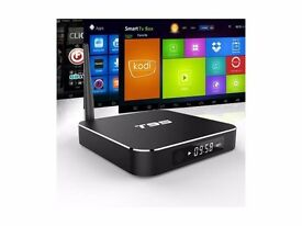 T95 IP TV BOX ANDROID 5.1 OS QUAD CORE FULLY LOADED TV BOX