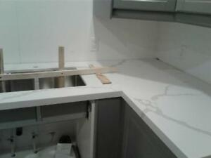 GRANITE, QUARTZ COUNTERTOPS ON SALES NOW, will install in 2 days.