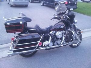1988 ElectraGlide FLHT Classic  $9000 or Trade