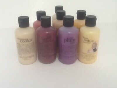 Philosophy Shampoo Shower Gel & Bubble-bath 6 OZ. NEW Sealed Bottle You Choose Bath Shower Shampoo Gel