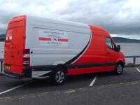 Man & Van Transporter . Deliveries/Removals/Collections/Storage