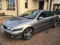 selling my 05 plate Jaguar x type 2lt deiesel