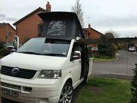 VW T5 Camper For Sale