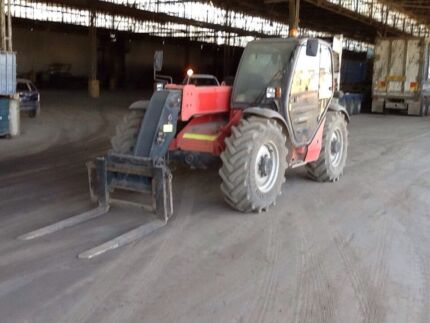 Telehandler manitou 732 Naval Base Kwinana Area Preview