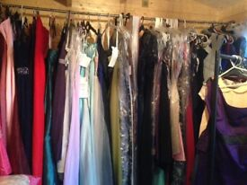 Job lot of dresses due to Business closure, ideal start up oppotunity fir a dress agency!