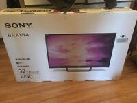 Brand new still in the box Sony Bravia