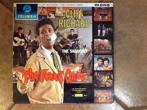 Cliff Richard And The Shadows LP The Young Ones (Original Green Label Mono 1962)