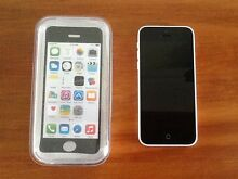 UNLOCKED IPHONE 5C WHITE 8gb Montmorency Banyule Area Preview