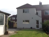 Fantastic 4 bedroom semi detached house for sale £155 k don,t delay book a viewing today 07940356090