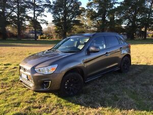 Mitsubishi ASX Aspire turbo diesel 4WD auto MY14 Latham Belconnen Area Preview