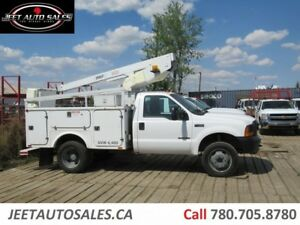 2000 Ford F-450 XL Bucket Boom