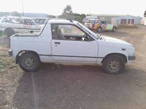 1987 Suzuki Mighty Boy Ute Whyalla Stuart Whyalla Area Preview