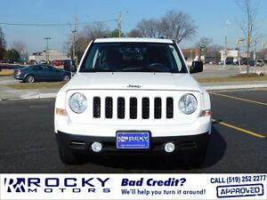 2014 Jeep Patriot Sport $21,995 PLUS TAX