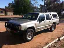 Dual cab. Sell/swap. $3,500 Renmark Renmark Paringa Preview