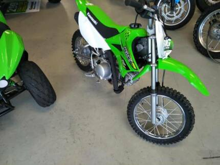 2018 Kawasaki KLX 110 Bunbury Bunbury Area Preview