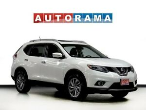2014 Nissan Rogue SL 4WD NAVIGATION LEATHER SUNROOF BACKUP CAMER