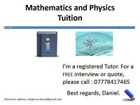 Maths, Physics, Engineering Tutor ( Help to increase your grades ).