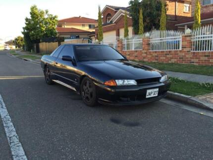 1990 Nissan Skyline R32 RB20DET w/ rb25 turbo and other mods Liverpool Liverpool Area Preview