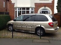 Chrysler Grand Voyager 3.3 Limited 5d Auto 2001 - 7 Seater