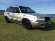 2003 Subaru Forester Wagon Woonona Wollongong Area Preview