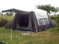 Sunncamp Sprint XL 8 berth tent