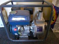 boxxer xtt water pump 5.5hp it is brand new