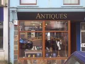 Shop To Rent, In Busy High Street in Milford Haven