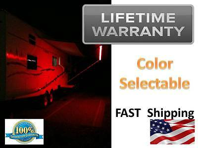 LED Motorhome RV Roll out AWNING Light KIT -- Diesel Pusher - UNIVERSAL Kit -NEW