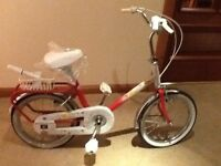 "Child's 16"" bike **NEW**"